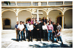 Ejercios de Mes a Seminaristas