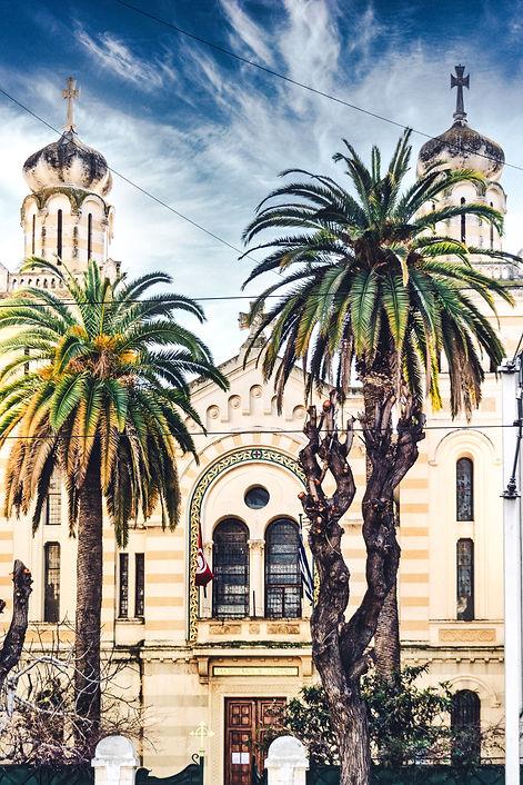 Église orthodoxe Saint-Georges de Tunis_