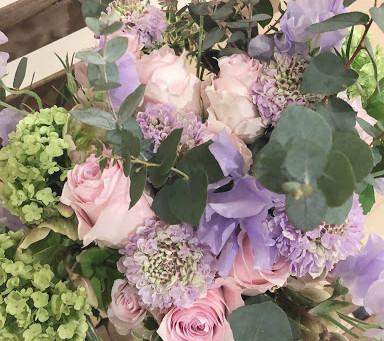 【こんな時こそ花を】