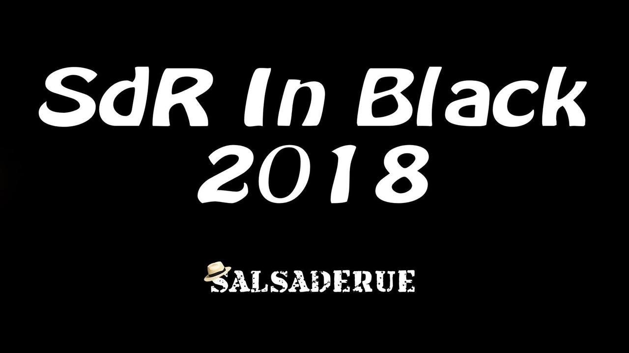 SdR In Black 2018 - Rueda du groupe avancés