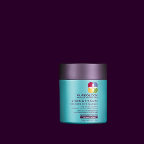 Strength Cure Masque