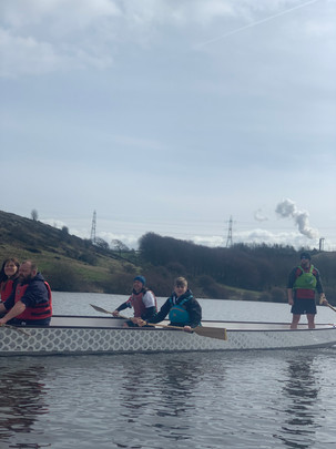 On Water Training March 2019