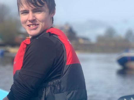 Bradford Barracuda Teen Makes Team GB