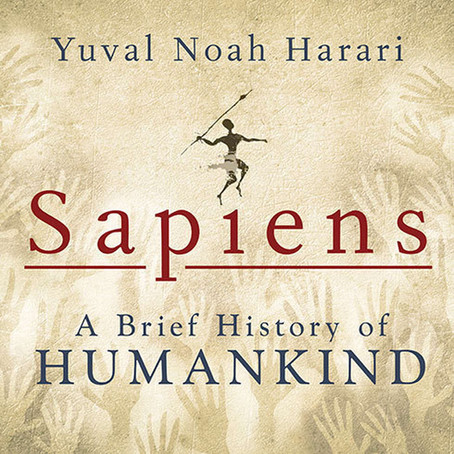 Religions of the Commuter Belt: Sapiens Reviewed