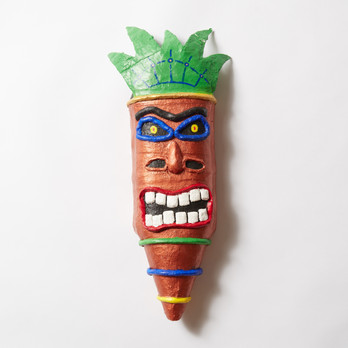 Tiki Face, HMP Kilmarnock