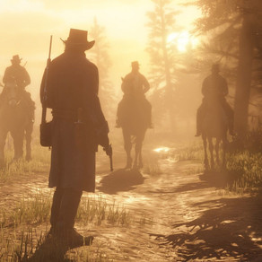 Gaming In The Wild #28: Red Dead Redemption 2