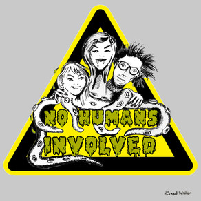 NO HUMANS INVOLVED #6: HOUSE