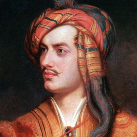 LORD BYRON: The First Modern Celebrity