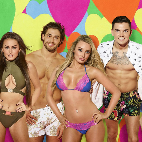 The Act of Modern Viewing: Love Island