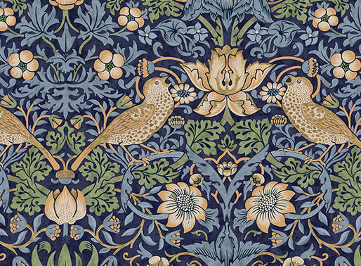 When Capitalism Consumes: Deleting the Socialism from William Morris