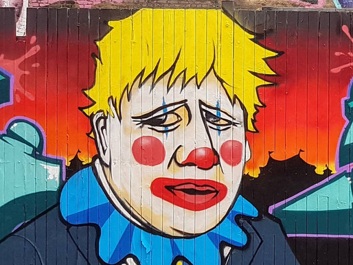 Why Is London So Full Of Anti-Boris Graffiti?