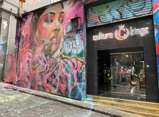 The War For Our Walls: Inside The Hosier Lane Iconoclash