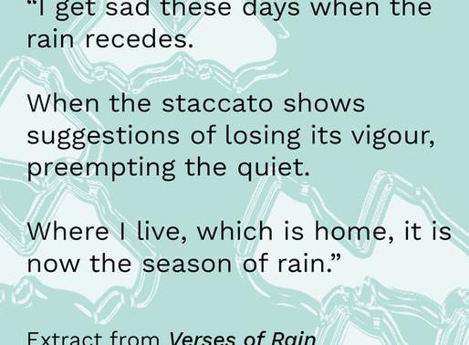 POEM: 'Verses of Rain'