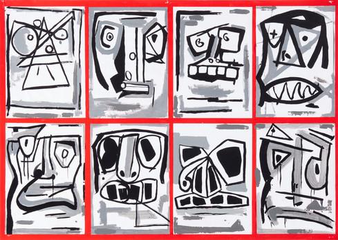 Crazy Faces, HMYOI Rochester