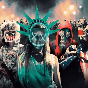 American Violence: Watching 'The Purge' On Inauguration Day
