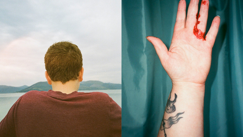The Otherworldy Photographs of Flannery O'kafka