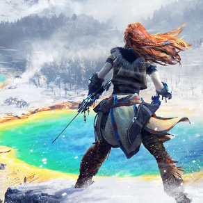 Gaming In The Wild #50: Horizon Zero Dawn: The Frozen Wilds