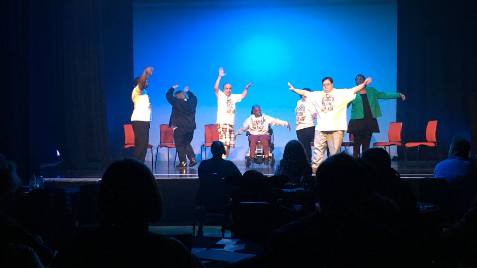 We Want It All: Fighting For Disability Rights Onstage