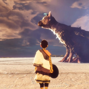 Gaming In The Wild #15: The Last Guardian