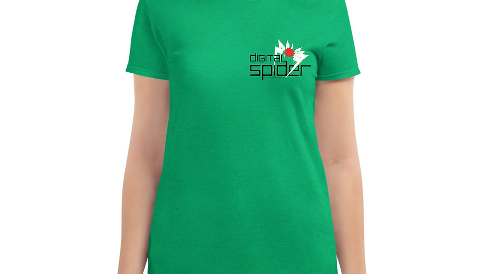 Women's short sleeve t-shirt / shipping fees included