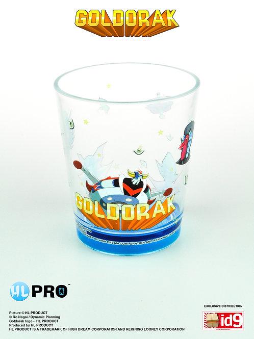 UFO ROBOT GRENDIZER plastic cup / Grendizer spacer