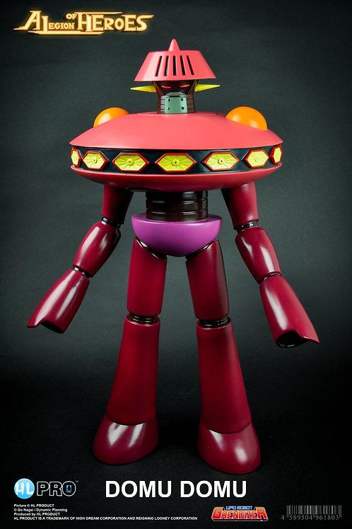 ALOH UFO ROBOT GRENDIZER : DOMU DOMU 40 Cm VINYL FIGURE