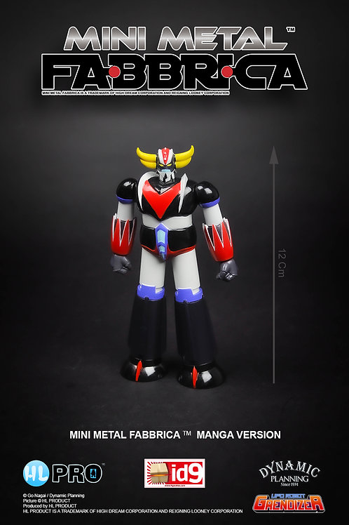 GRENDIZER MM FABBRICA Classic and Manga set (outlet)