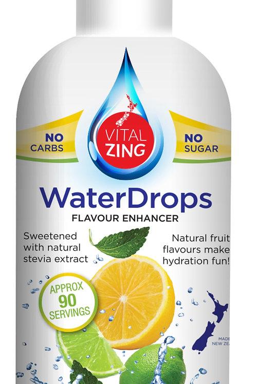 Lemon Lime Water Drops Flavour Enhancer