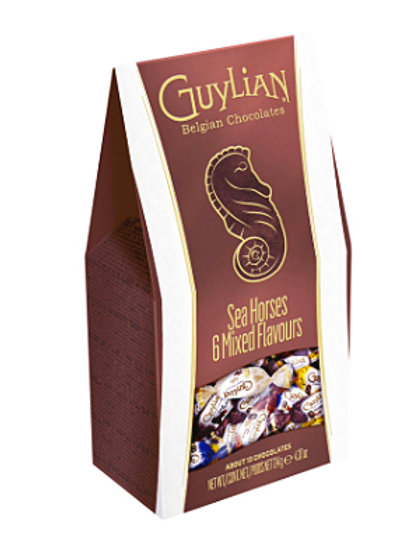 Decadent Belgian chocolate selection to add to your custom gift hamper, Love to Give gift hampers Auckland
