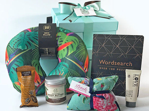 Women's Get Well gift hamper, get well gift delivered, womens hospital gift basket, get well gift basket Auckland
