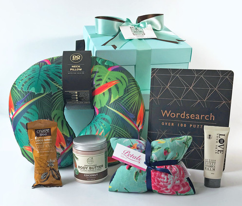 Women's Get Well gift hamper, get well gift delivered, womens hospital gift basket,