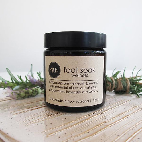 Aromatherapy Foot Soak - Wellness