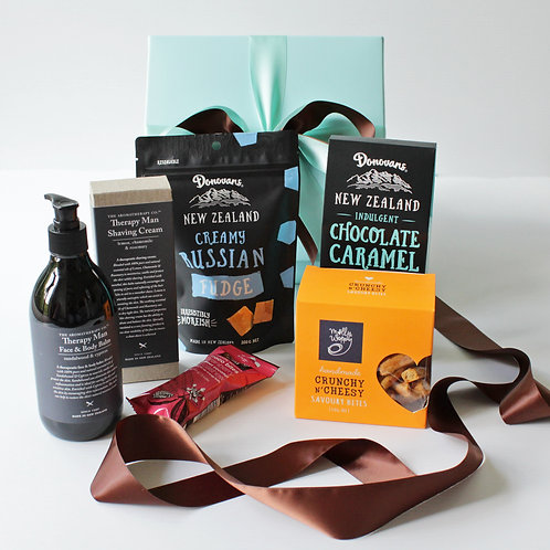 Mens gifts Auckland, best gift baskets Auckland, love to give gifts