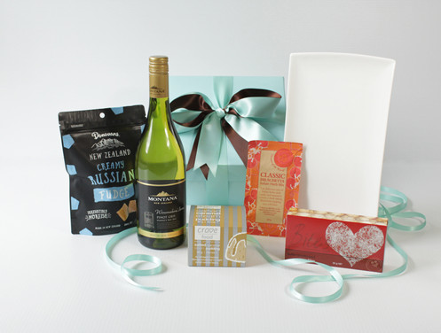 Client thank you gift, corporate thank you gift, corporate gift baskets, Auckland gift