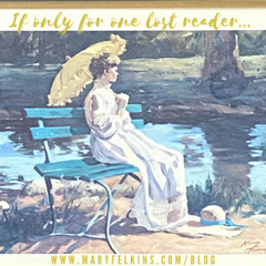 If Only for One Lost Reader…