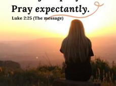 Prayerful Expectancy: A Heart Like Simeon.