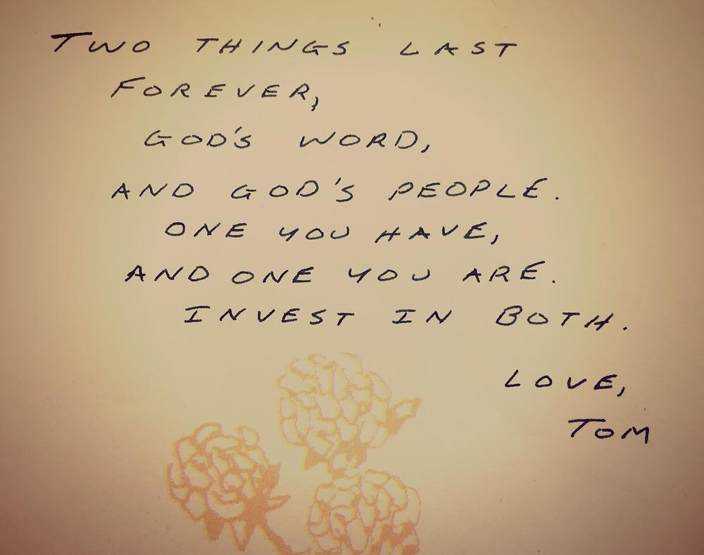 MAF Tom's writing in Bible-2-picmonkey