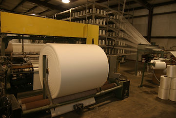 Fabric being made.JPG