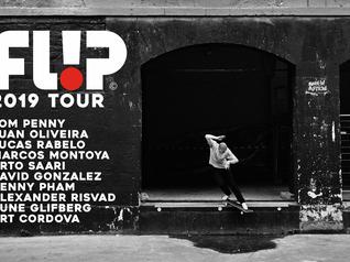 Team Flip Skateboards : en España