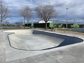 Skatepark Sevilla la Nueva