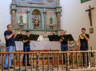 Quartet Concert w/Santa Fe Opera Colleagues