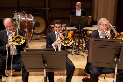 NCS Trombone Section, 2011-2017