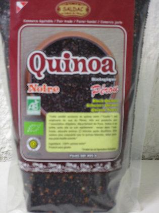 Quinoa noire bio du Pérou