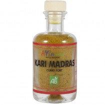 Kari madras (curry fort)