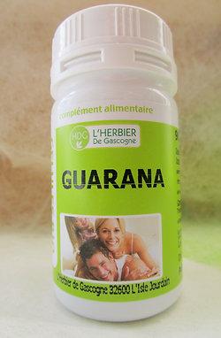 Guarana Bio 90 gélules