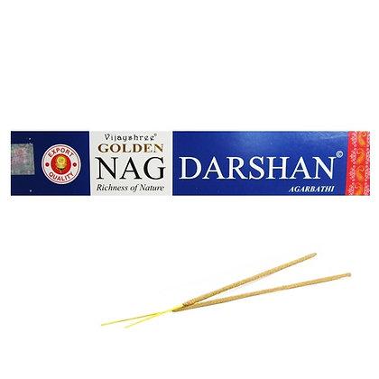 """Encens naturels Golden Nag """"Darshan"""""""