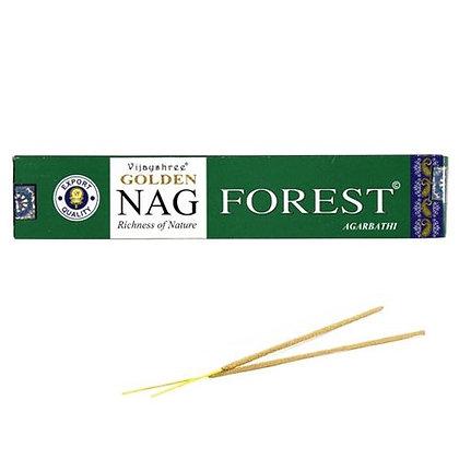 """Encens naturel Golden Nag """"Forest"""""""