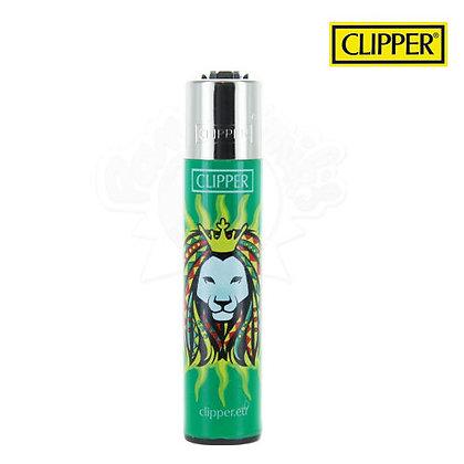 Clipper green reggae king lion