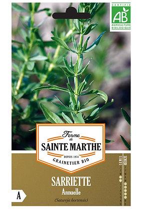 graines de Sarriette Bio (Satureja hortensis)
