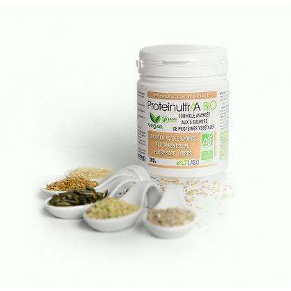 Mix de  5 protéines végétales.